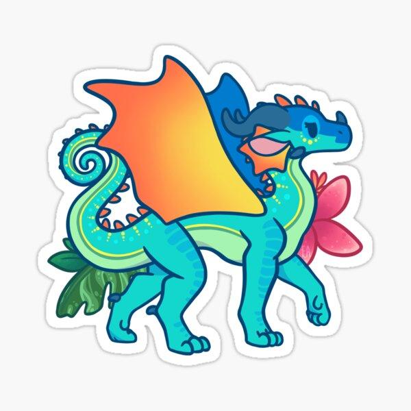 Chibi Glory Sticker
