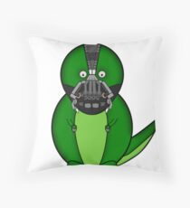 Tyrannosaurus Bane Throw Pillow