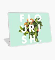 Flourish #redbubble #home #designer #tech #lifestyle #fashion #style Laptop Skin