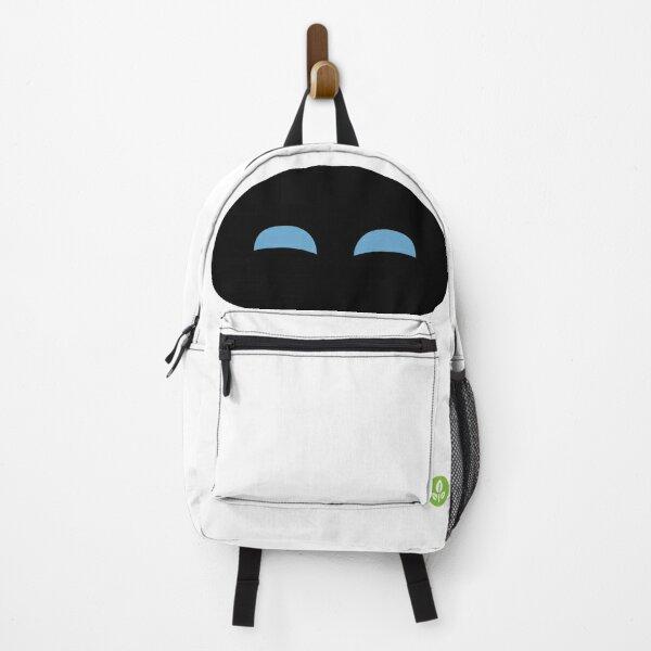 Eve Eyes + Logo Backpack