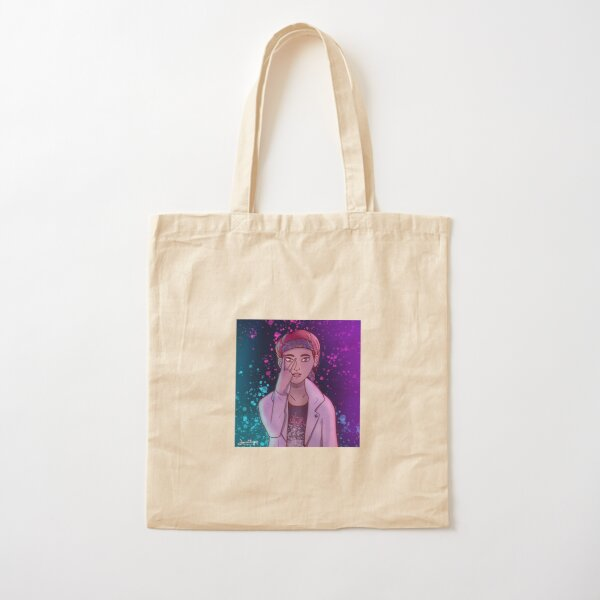 Not Today Cotton Tote Bag