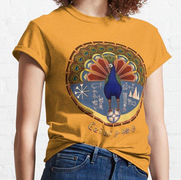 """Yazidi """"Melek Taus"""" Classic T-Shirt"""