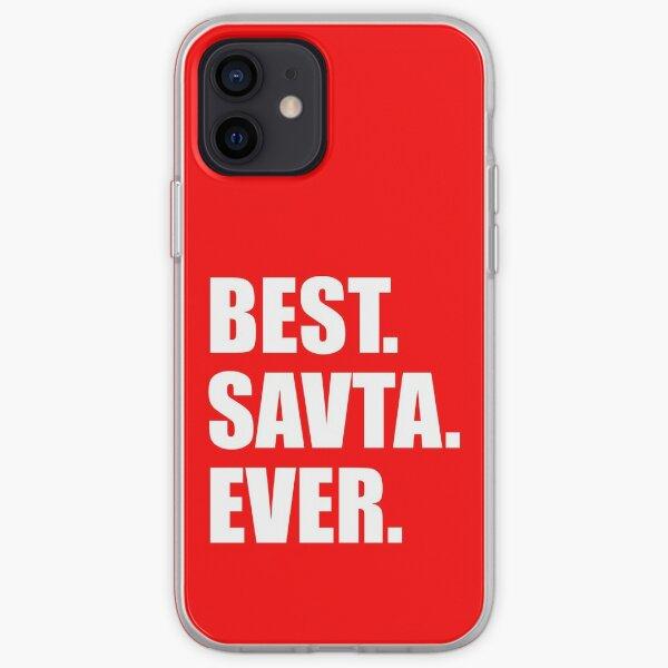 Best Savta Ever Jewish Grandmother iPhone Soft Case
