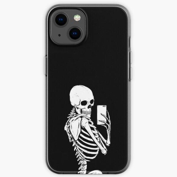 Skeleton: Selfie iPhone Soft Case