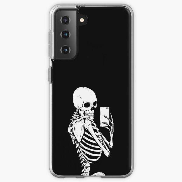 Skeleton: Selfie Samsung Galaxy Soft Case