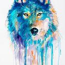 Wolf by Slaveika Aladjova