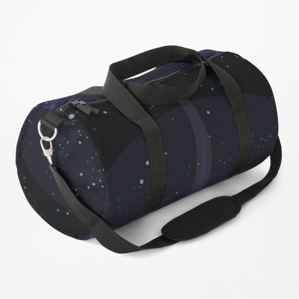 Stars with Colored Universal Principles of Alchemy Symbols Duffle Bag