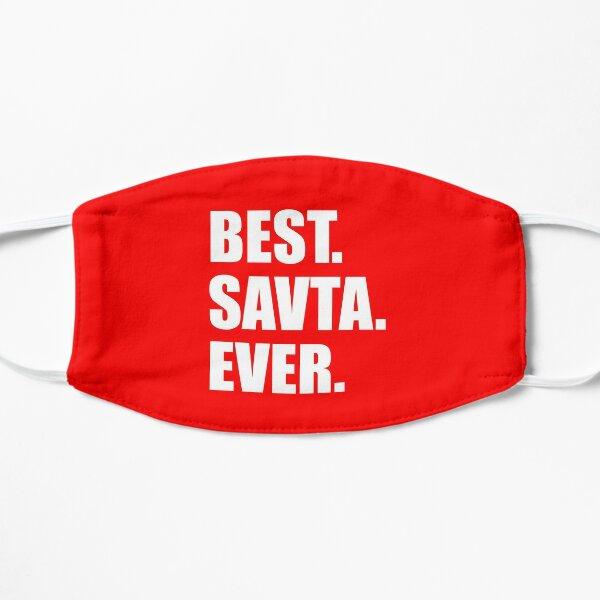 Best Savta Ever Jewish Grandmother Flat Mask