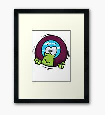 Ventilation! Framed Print