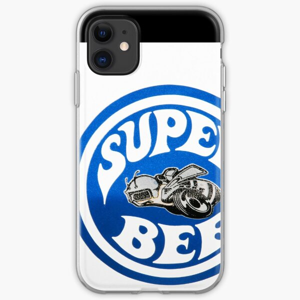 Super Bee Graphic Shirt 2 iPhone Soft Case