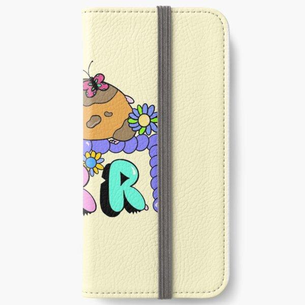 Cute Hamster Logo iPhone Wallet