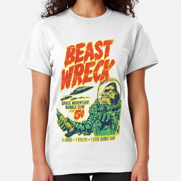 BEASTWRECK ATTACKS Classic T-Shirt