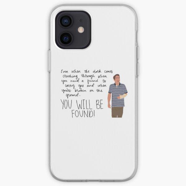 evan2 iPhone Soft Case