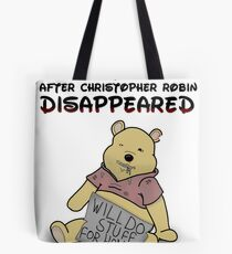 Winnie the Addict Tote Bag