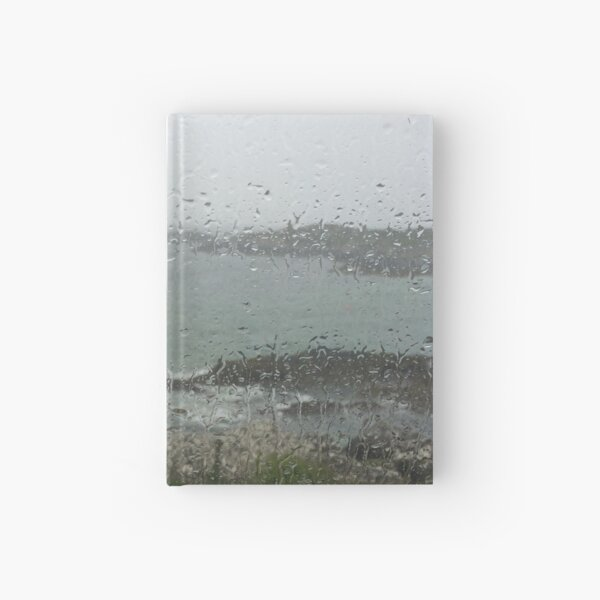 rainy day in county kerry Hardcover Journal