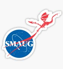 "Smaug ""Meatball""  Sticker"