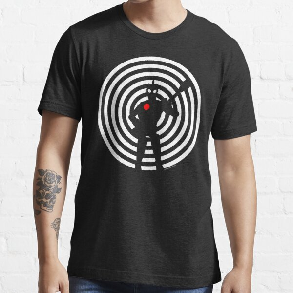 rock-it-boy! : negative space remix Essential T-Shirt