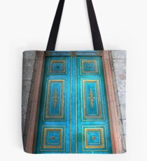 High door Tote Bag