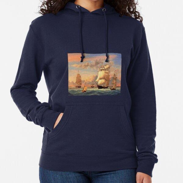 Tall Ships  Lightweight Hoodie