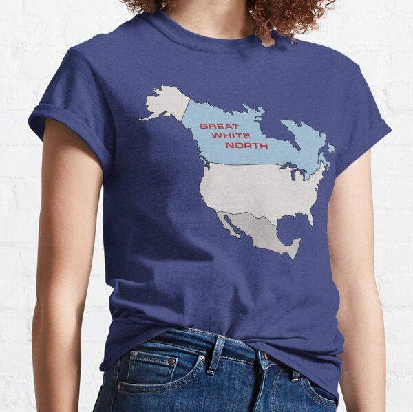 Great White North Classic T-Shirt