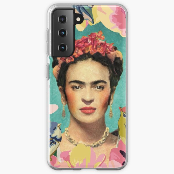 Frida kahlo v Samsung Galaxy Soft Case