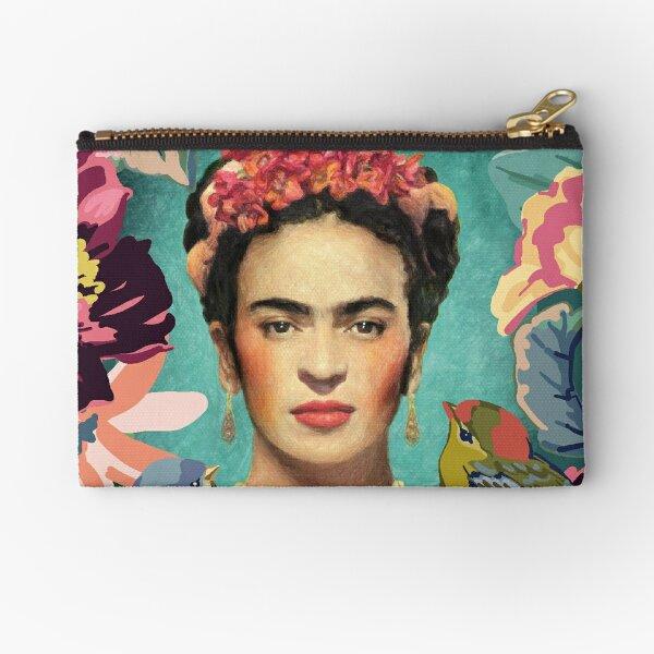 Frida kahlo v Zipper Pouch