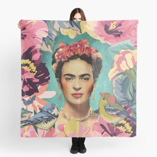 Frida kahlo v Scarf