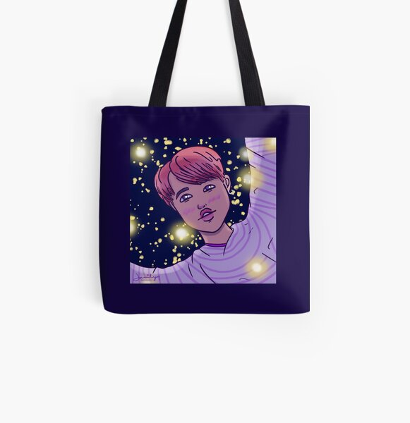 Serendipity All Over Print Tote Bag