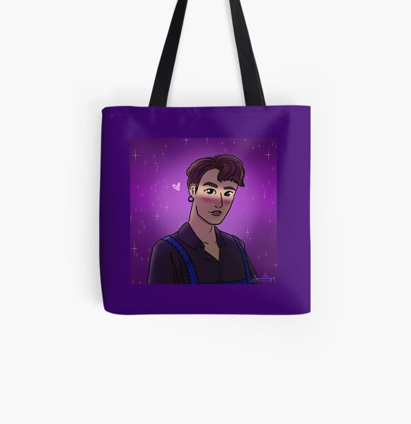 Fake Love All Over Print Tote Bag
