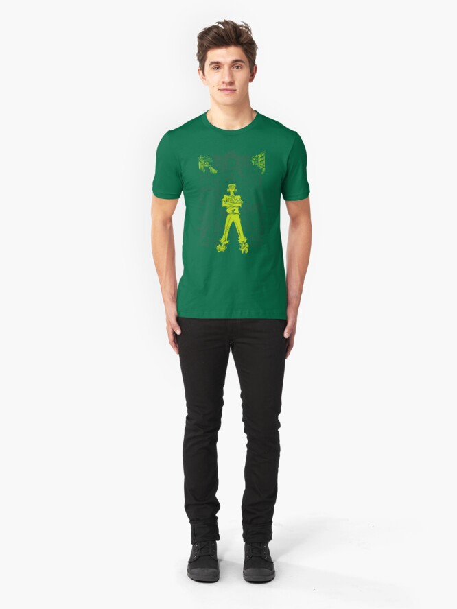 Alternate view of Tokyo-to Slim Fit T-Shirt