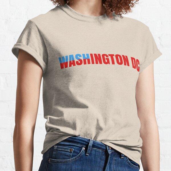 Criminal Minds Washington DC Spencer Reid  Classic T-Shirt