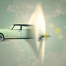 supersonic Citroen by Vin  Zzep