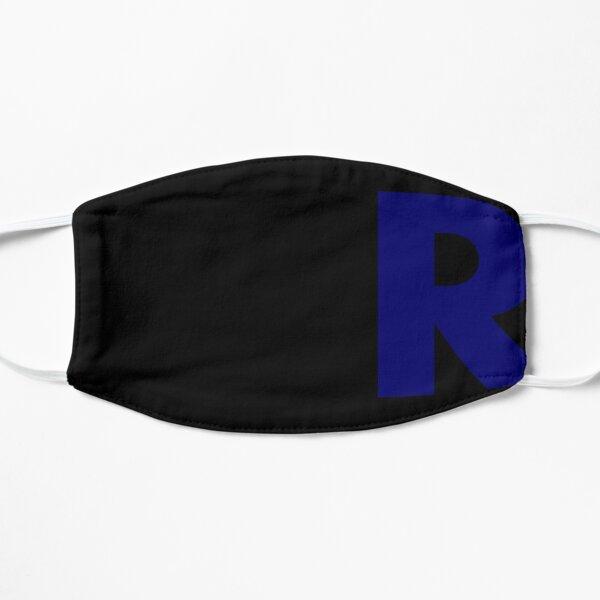 R for Rebel Flat Mask