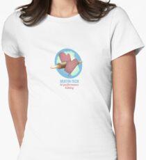 Muffin Tech Women's Fitted T-Shirt
