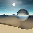 desert future by Vin  Zzep