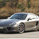 Porsche Cayman S — Great Ocean Road — 2013 by Pavle