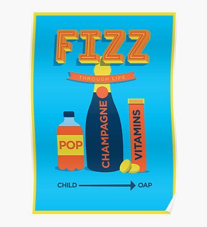 Fizz through life Poster