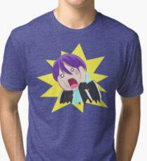 「Noragami」 : Essentially a Scared Yato Tri-blend T-Shirt