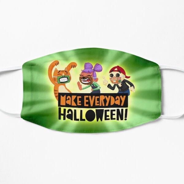 Make Everyday Halloween Flat Mask