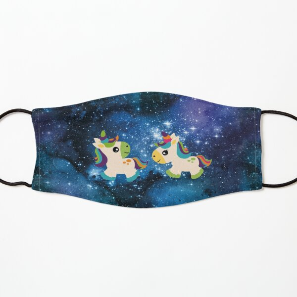 Galaxy Unicorn Facemask Kids Mask