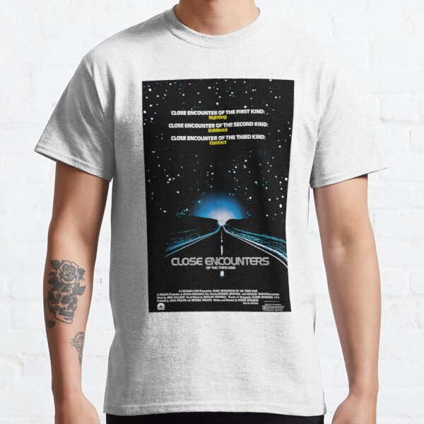 Close Encounters of the Third Kind (1977) Classic T-Shirt