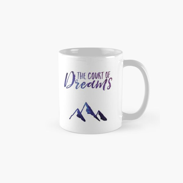 The Court of Dreams - ACOMAF - Minimalist Design Classic Mug