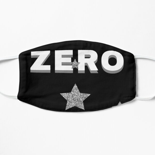 Smashing Pumpkins Zero Star Masque sans plis
