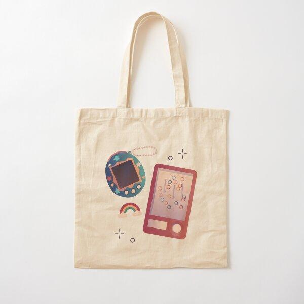 90s Toys Cotton Tote Bag