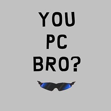 ¿Eres PC Bro? de KimzeyandAlex