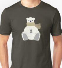 LOST Dharma Polar Bear Holidays T-Shirt