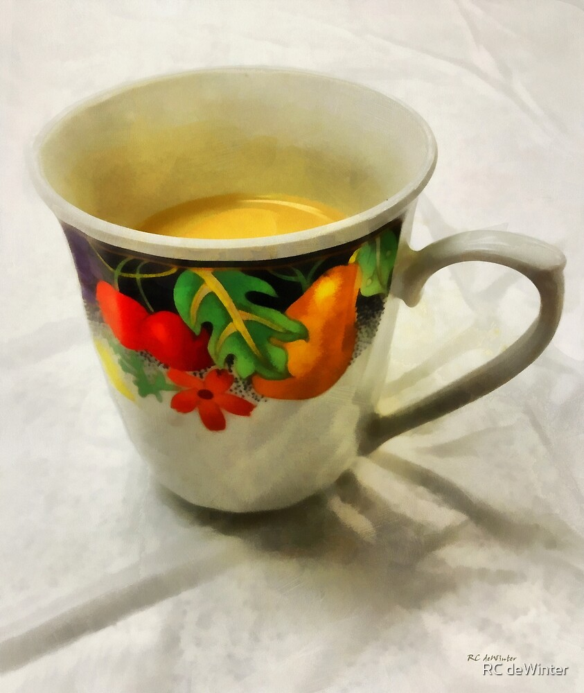 Cup Interrupted by RC deWinter