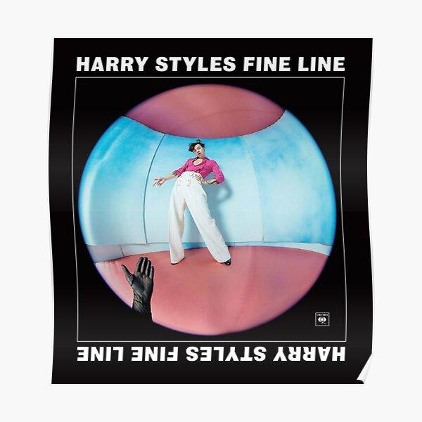 Meilleur album Fine Line Harry Poster