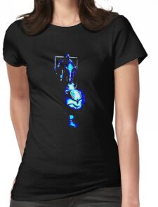Cyberman 1000 Womens Fitted T-Shirt