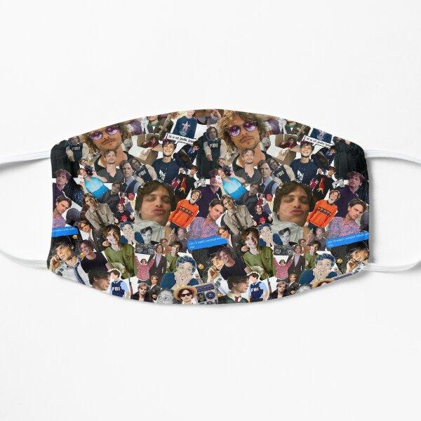 Matthew Gray Gubler Flat Mask